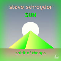 "CD ""Sun - Spirit of Cheops"""