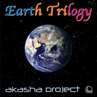 "CD ""Earth Trilogy"""