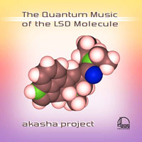 "CD ""The Quantum Music of the LSD Molecule"""